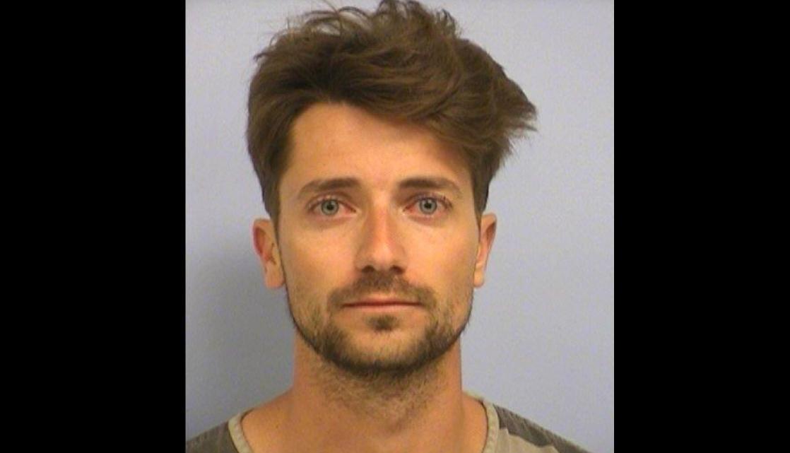 Pictured is James Bradford Gibbon II. Screenshot/ Austin Police Department