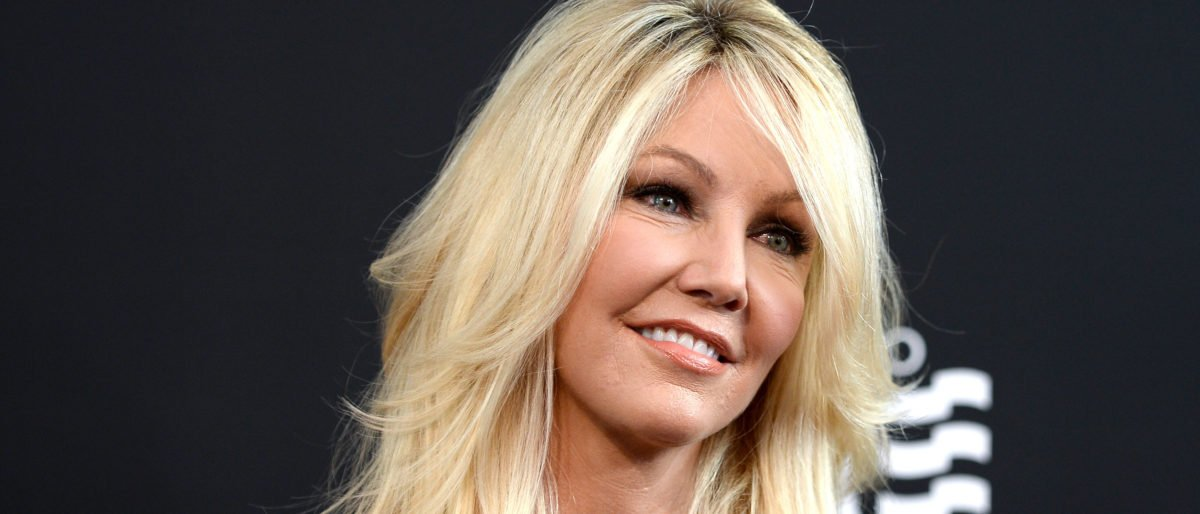 Heather Locklear Opens Up About How She's Doing Following Reports Of Rehab Stay