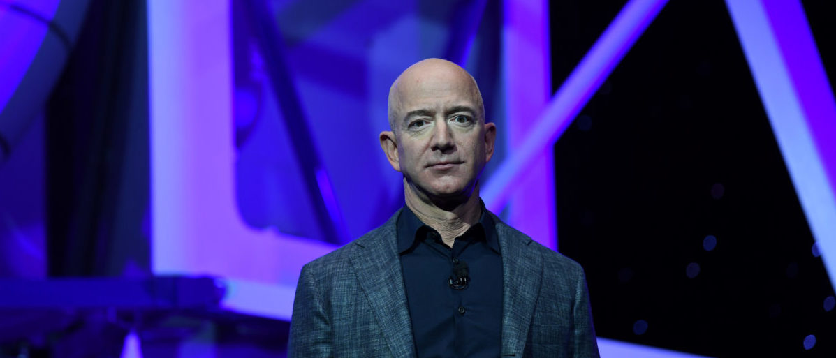'Amazing Things Will Happen': Jeff Bezos Wants To 'Build A Road To Space' - The Daily Caller
