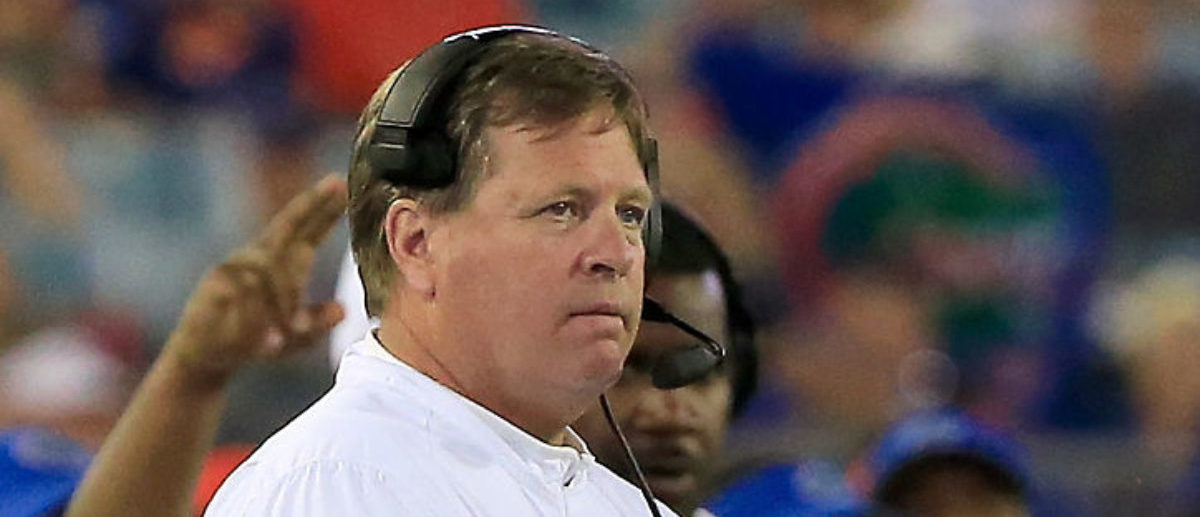 Central Michigan Football Coach Jim McElwain Lives In A Barn