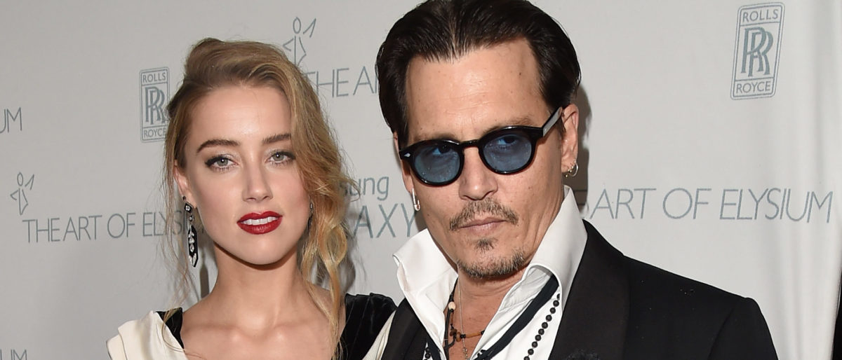 Johnny Depp Claims Amber Heard Faked Bruises To 'Fabricate' Abuse Claims