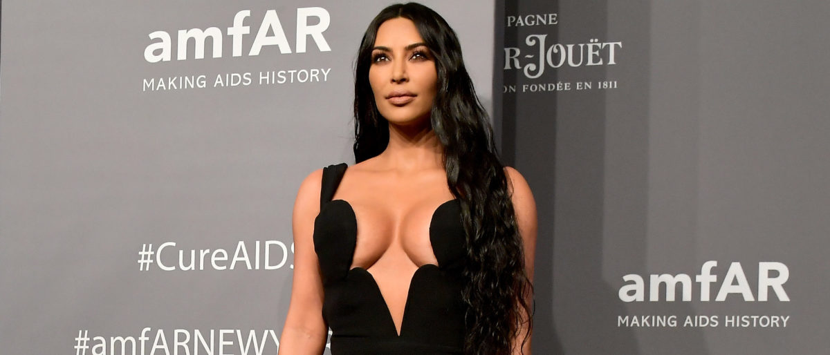Kim Kardashian Visits America's Most Notorious Prison In Effort To Save Inmate On Death Row