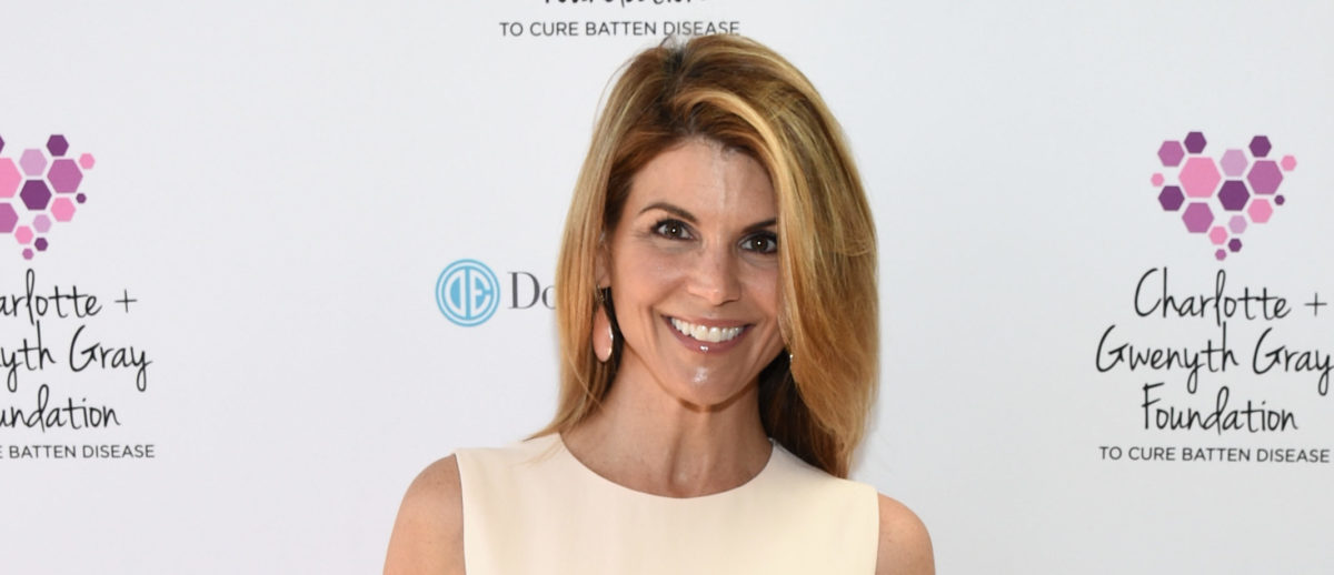 Actress Lori Loughlin attended a tea party to support the Charlotte & Gwenyth Gray Foundation to cure Batten Disease on Saturday, June 20th in Brentwood, California. (Photo by Michael Buckner/Getty Images for The Charlotte & Gwenyth Gray Foundation To Cure Batten Disease)