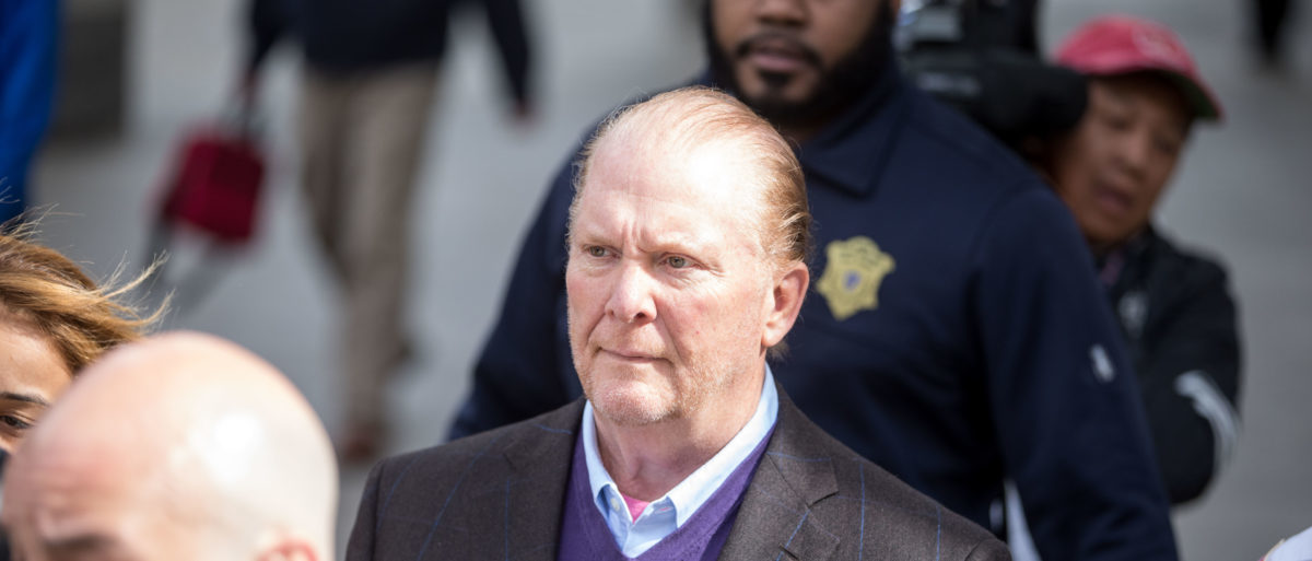Mario Batali Pleads Not Guilty To Assault And Battery Charge