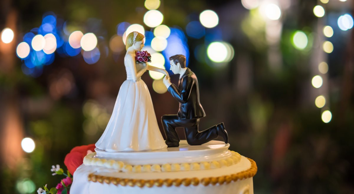 Authorities arrested 50 people and indicted 96 people for a marriage fraud operation. Shutterstock