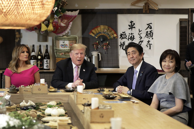 (Photo by Kiyoshi Ota Pool/Getty Images)