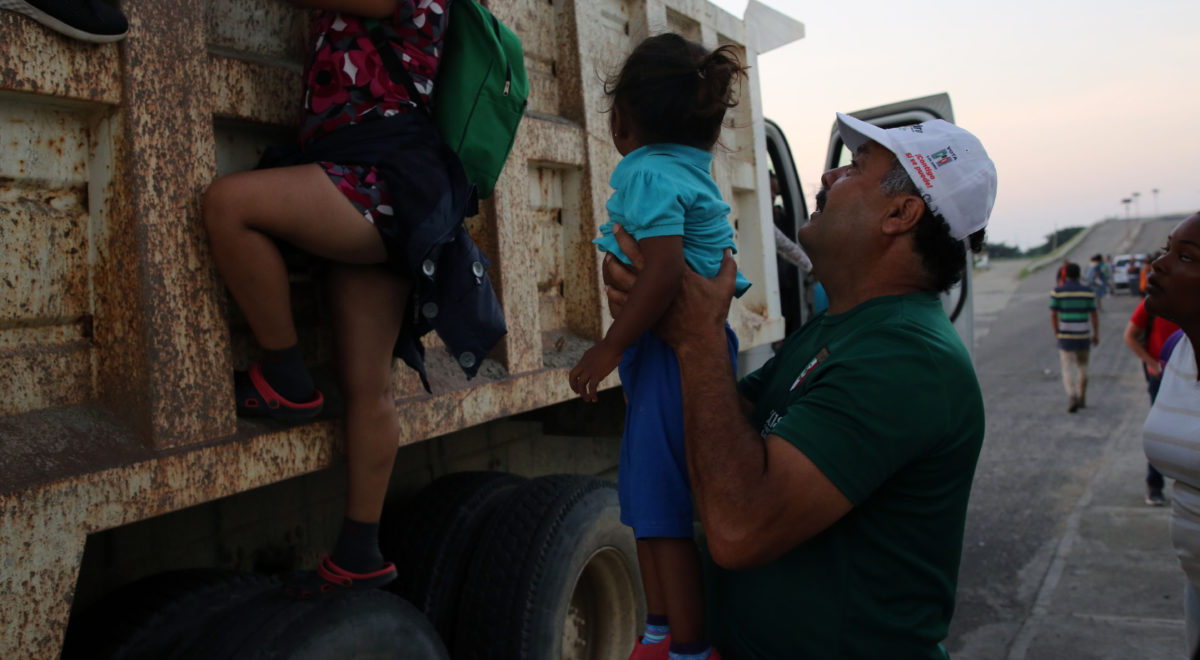 Illegal Migrant Allegedly Paid $130 To 'Rent' A Child To