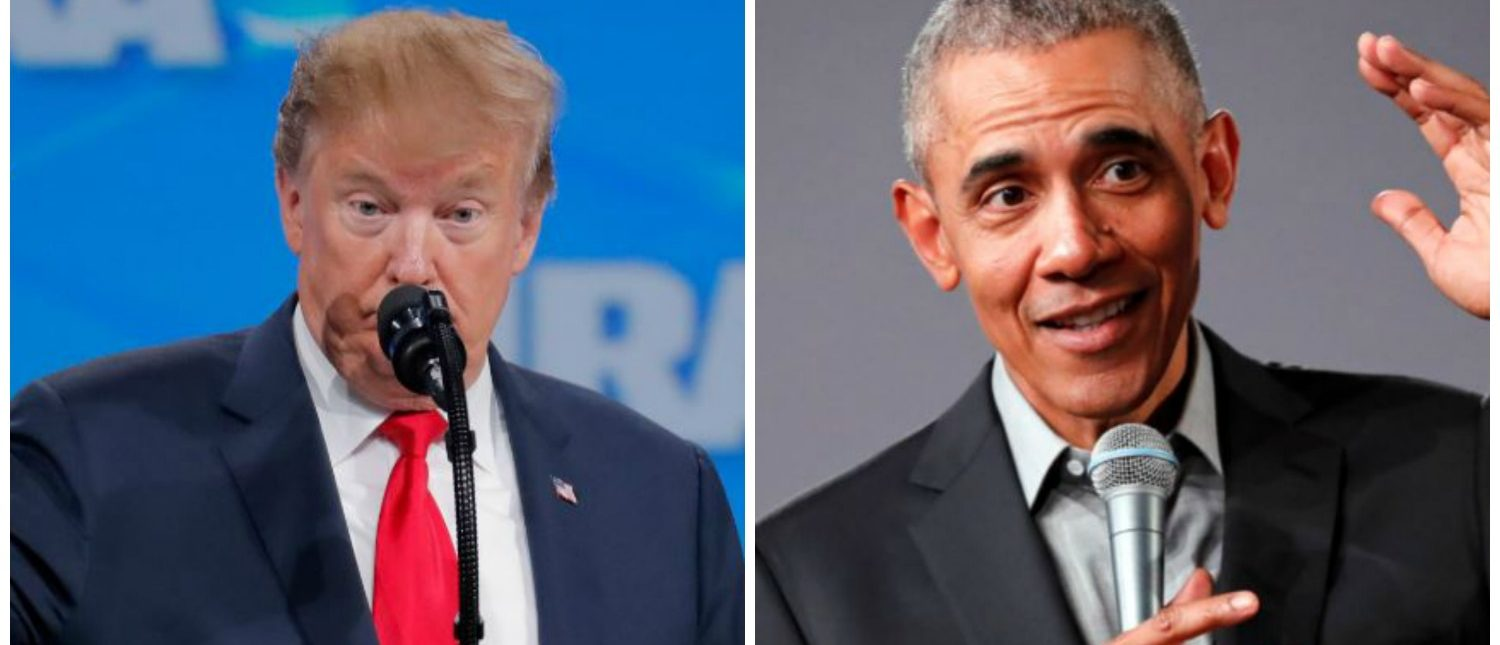 POLL: Trump's Approval Numbers Top Obama's During Same