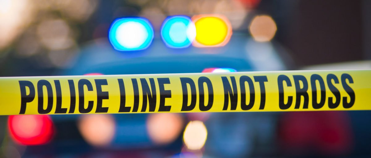 Police tape (Photo Credit: Shutterstock carl ballou)