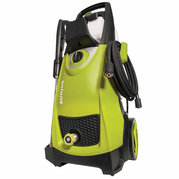 Normally $199.99, save $50 when you get this Amazon Choice pressure washer right now! (Photo via Amazon)