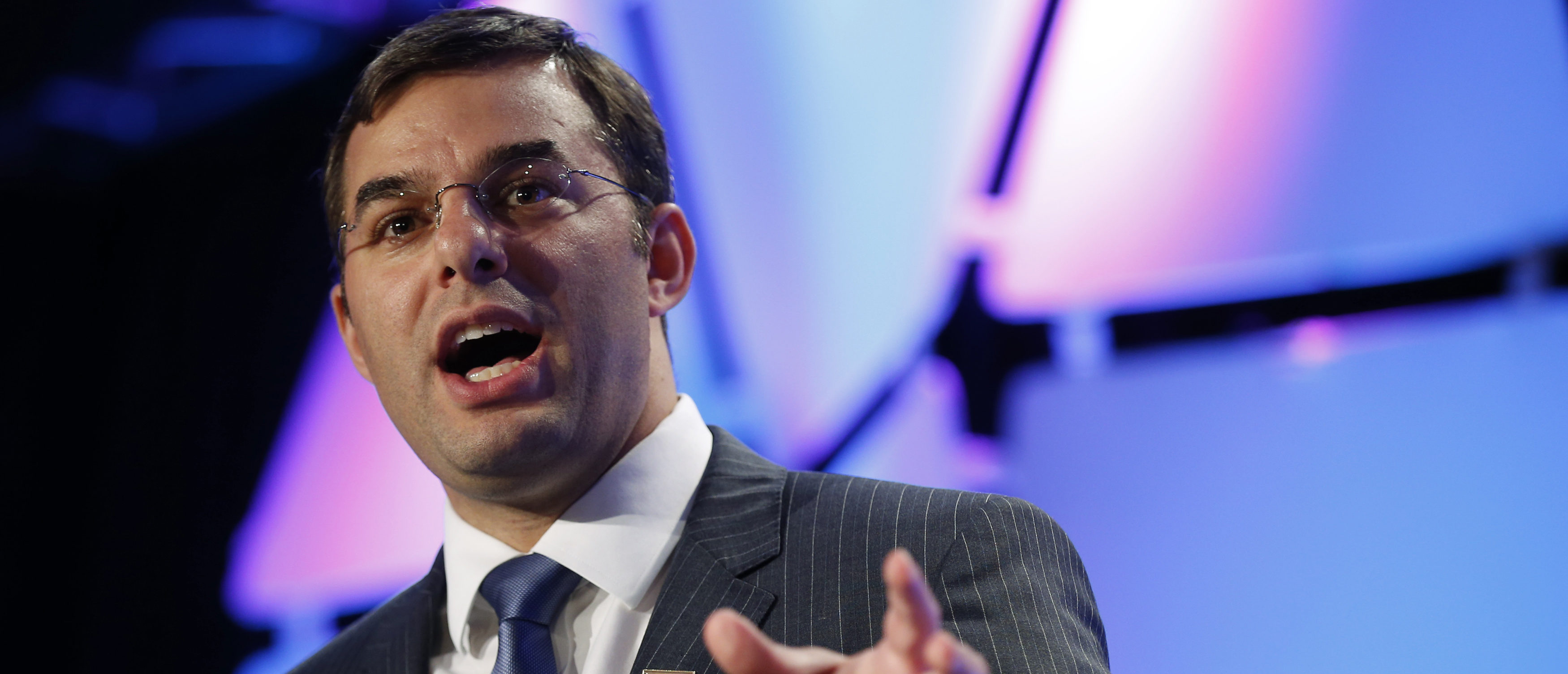 Justin Amash Takes It On The Chin From Conservatives After Impeachment Stand