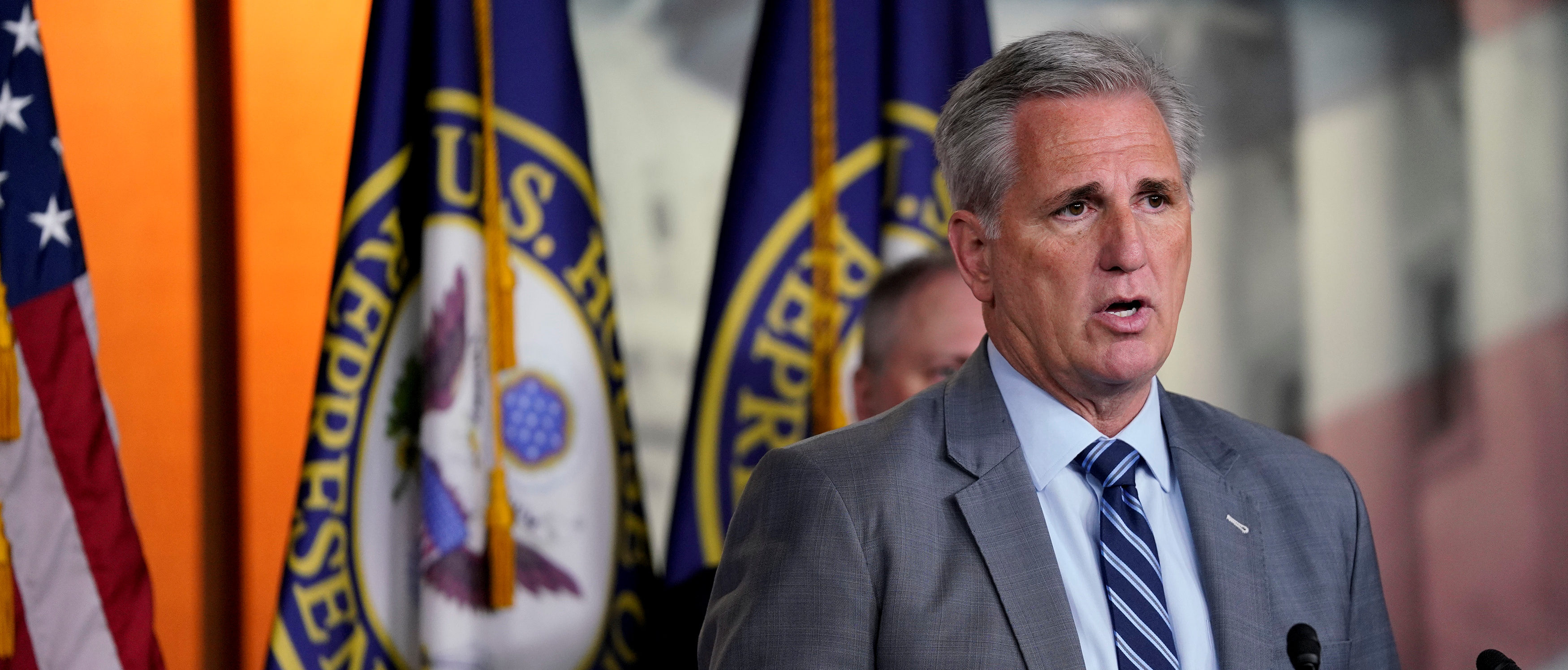 McCarthy Talks 2020 Elections: Biden Is 'The Jeb Bush Of This Cycle'