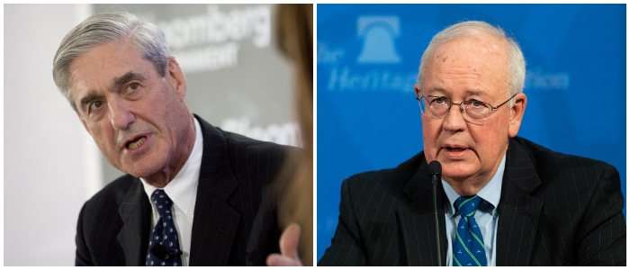 Starr: Mueller's Letter To Barr Over Summary Report Was An 'Unfair Whiny Complaint'