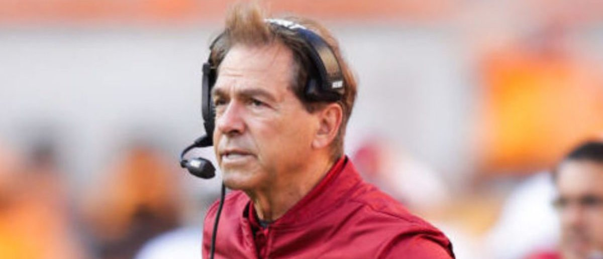 Nick Saban Talks About High Achievers Not Liking Mediocre People In Awesome Video