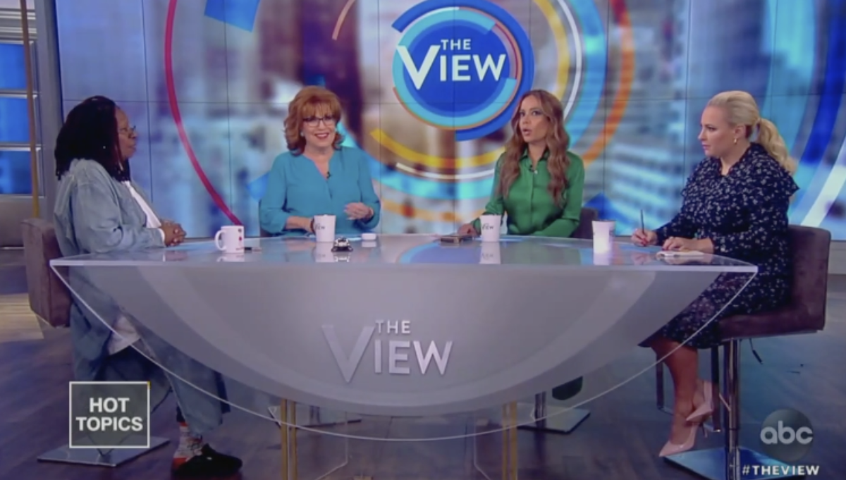 'The View' Didn't Know Who Presidential Candidate John Delaney Is