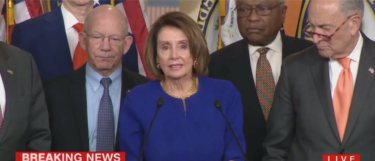 Nancy Pelosi (CNN Screenshot)