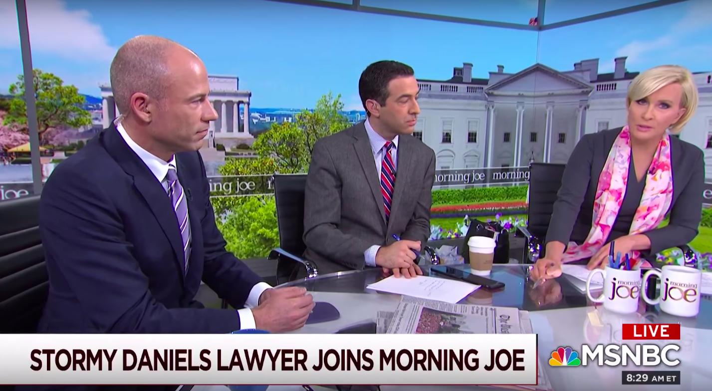 Michael Avenatti: Two More Women Claim President Donald Trump's Hush Deals | Morning Joe | MSNBC | YouTube