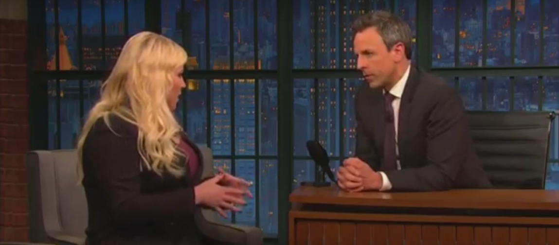 Meghan McCain Rips Seth Meyers For Defending Ilhan Omar -Late Night with Seth Meyers 5-07-19