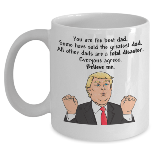 This iconic classic take on the Best Dad Mug is just $19.99