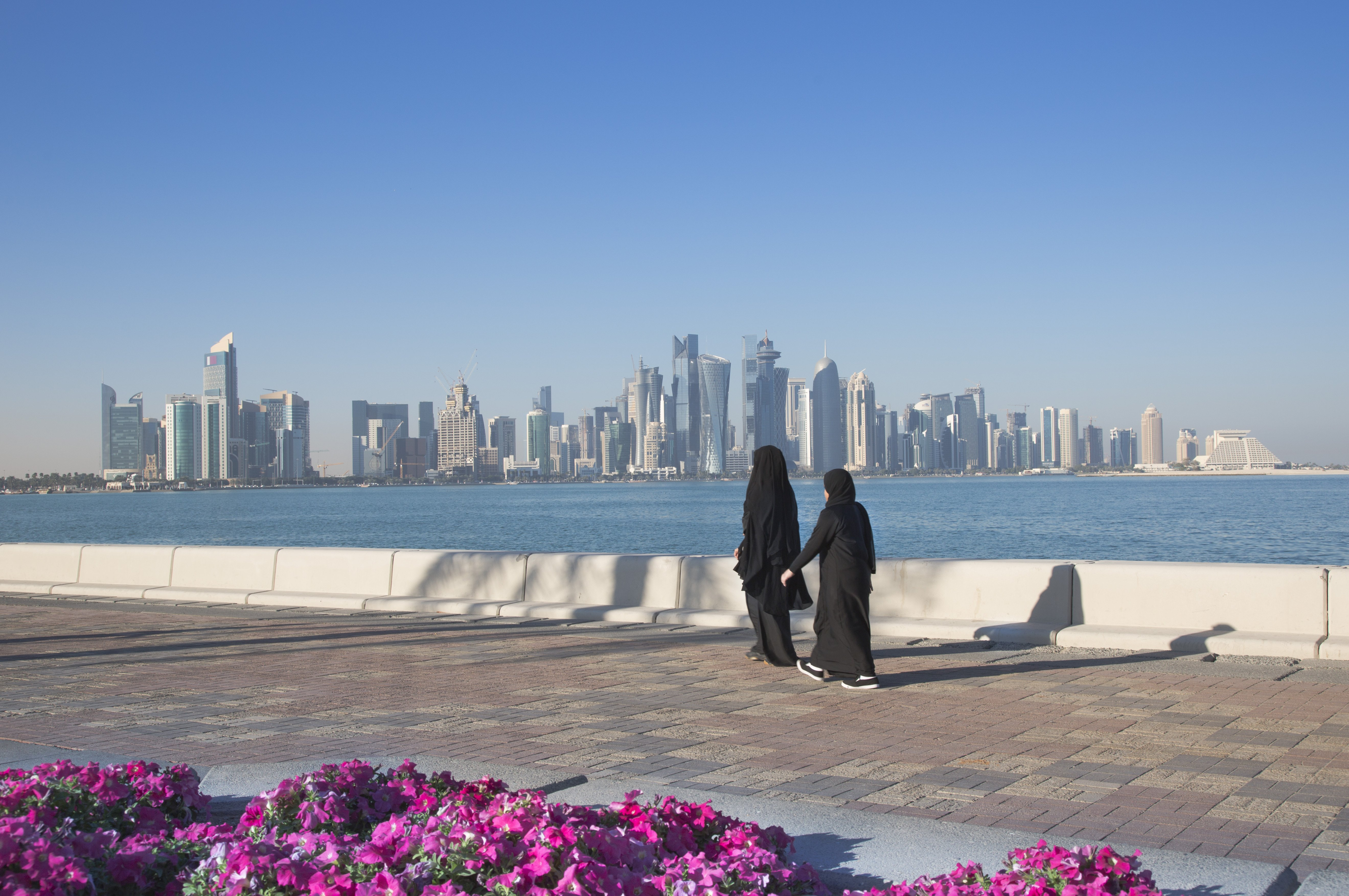Women in Qatar receive 5 years in jail for unauthorized abortions. SeraphP, Shutterstock