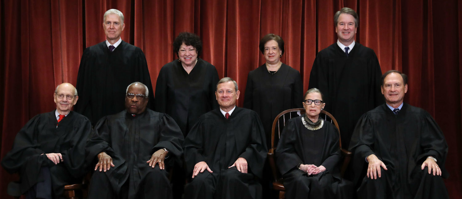 The Supreme Court Is Struggling To Conceal A Heated Rift Over The Death Penalty | The Daily Caller