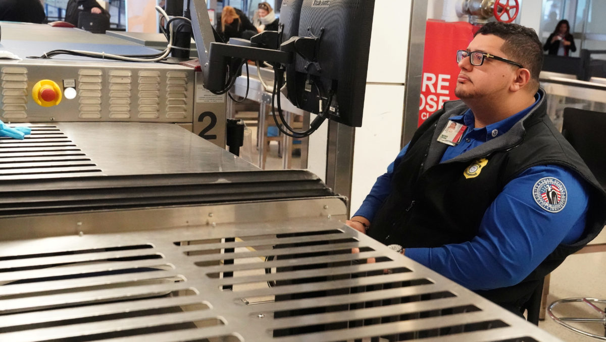 White House Plan Would Shift Millions From TSA To Fund Border Operations