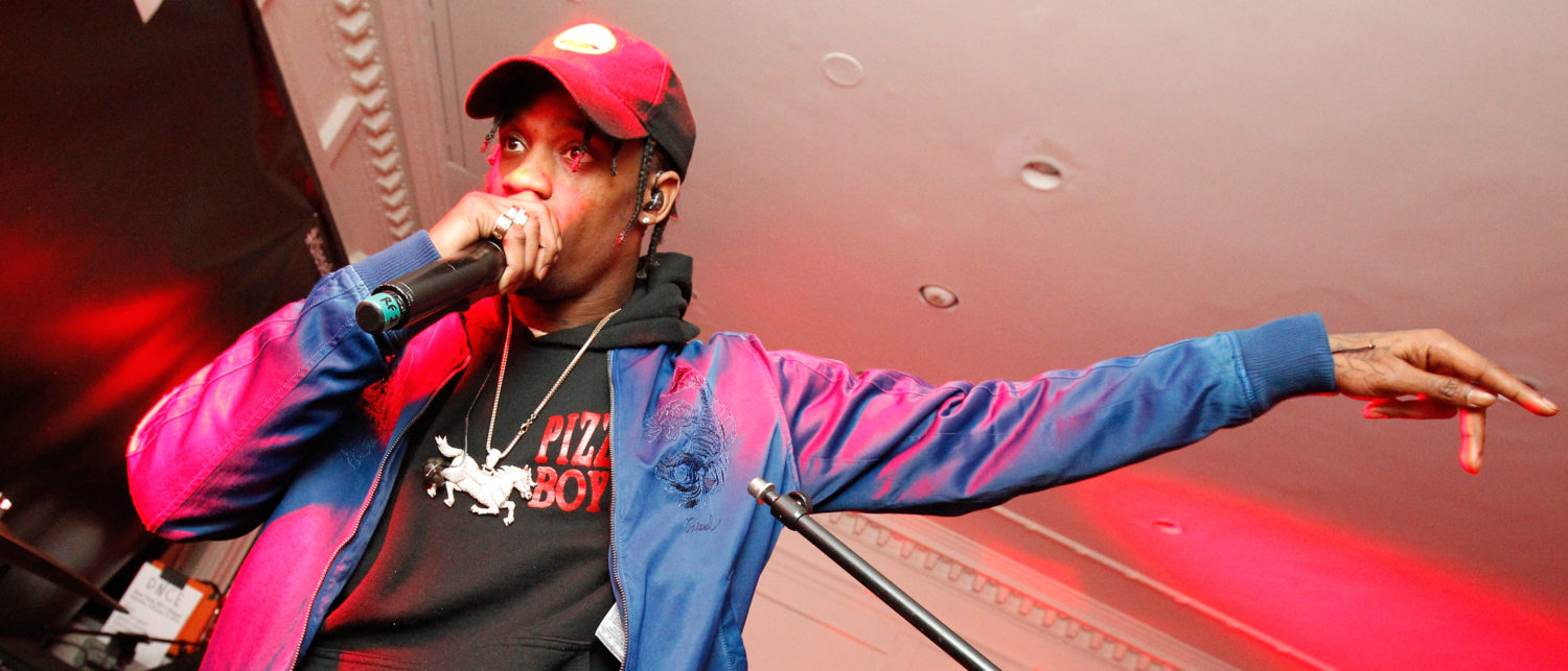 Rapper Travis Scott Donates Merchandise Profits In Alabama To Planned Parenthood