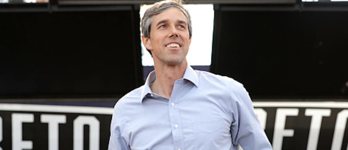 Beto O'Rourke Presents LGBTQ Policy Proposal: 'Current Administration Is Encouraging' Discrimination