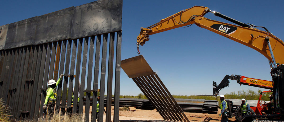 Trump Admin Pushes Back On Report Claiming They've Built Less Than 2 Miles Of Wall