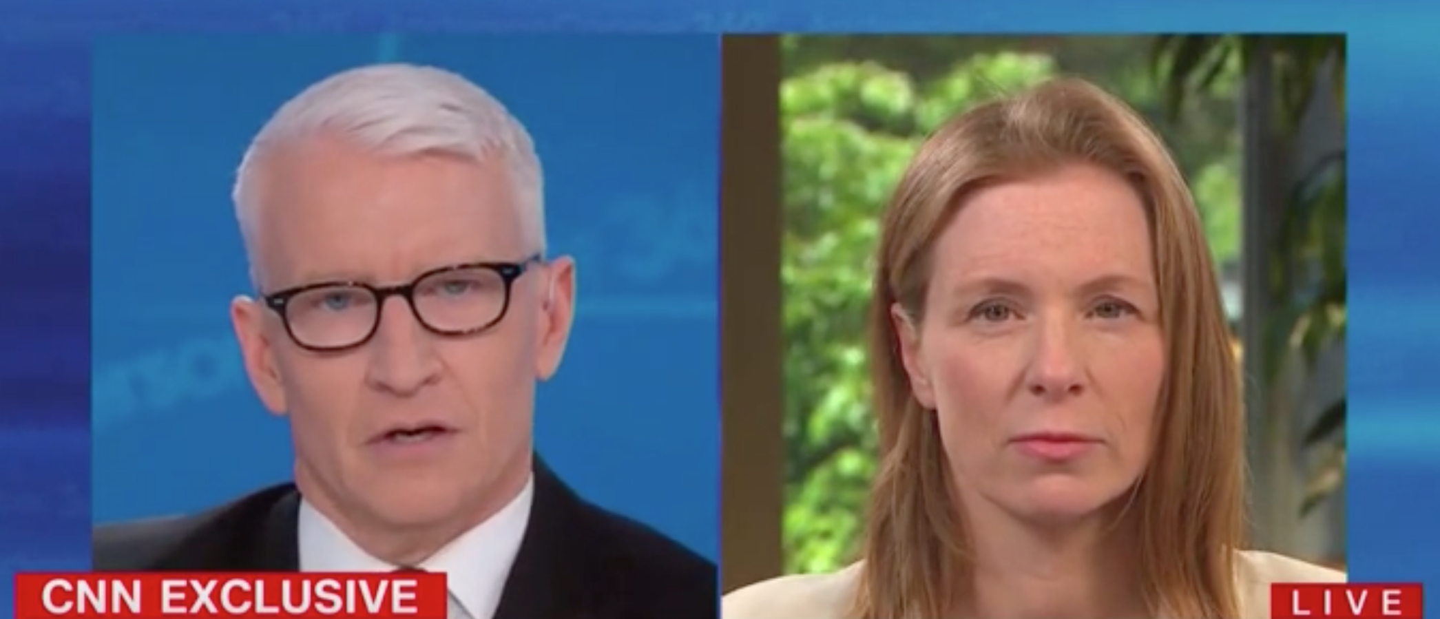 Anderson Cooper Blasts Facebook Over Fake Pelosi Video, Asks Exec If It Should 'Get Out Of The News Business'