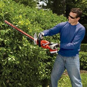 Trim your hedges with ease! (Photo via Amazon)