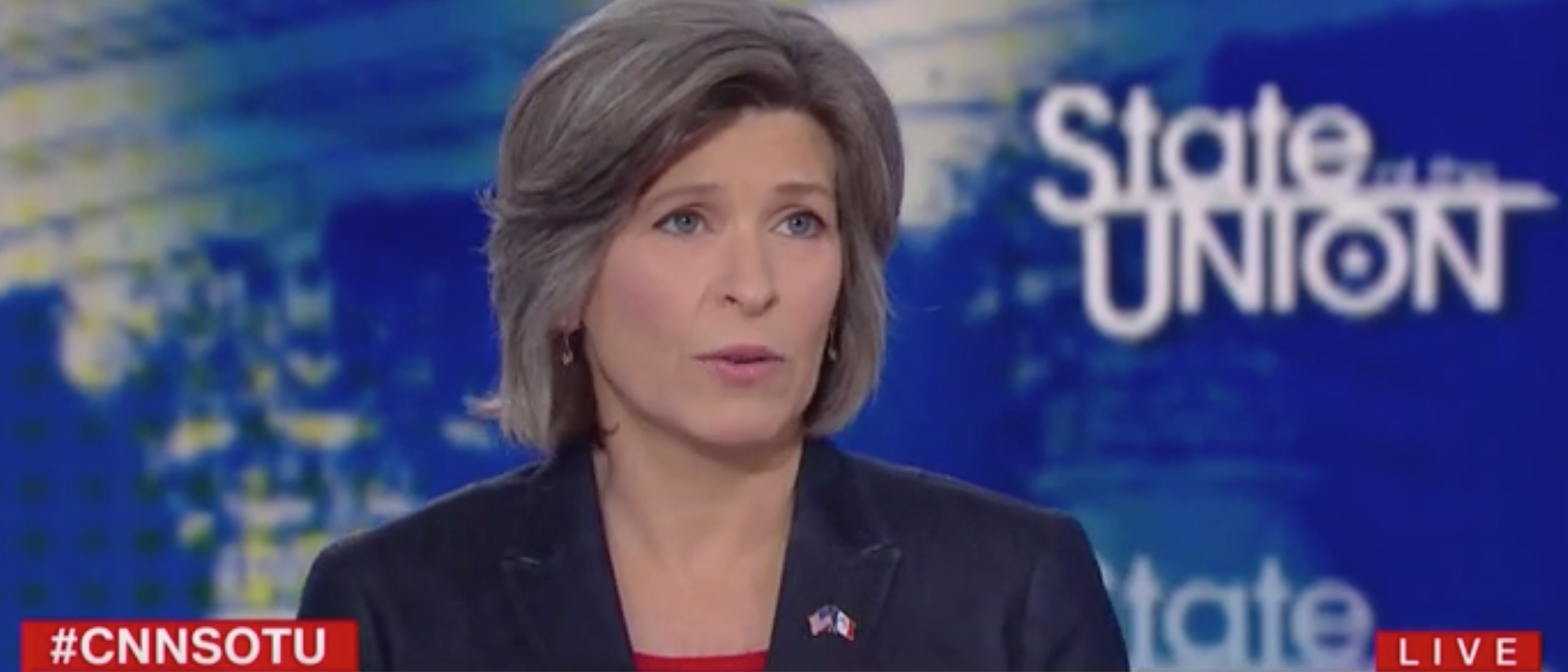 CNN's Dana Bash Pushes Joni Ernst To Attack Trump On Behalf Of Farmers — It Doesn't Go Her Way