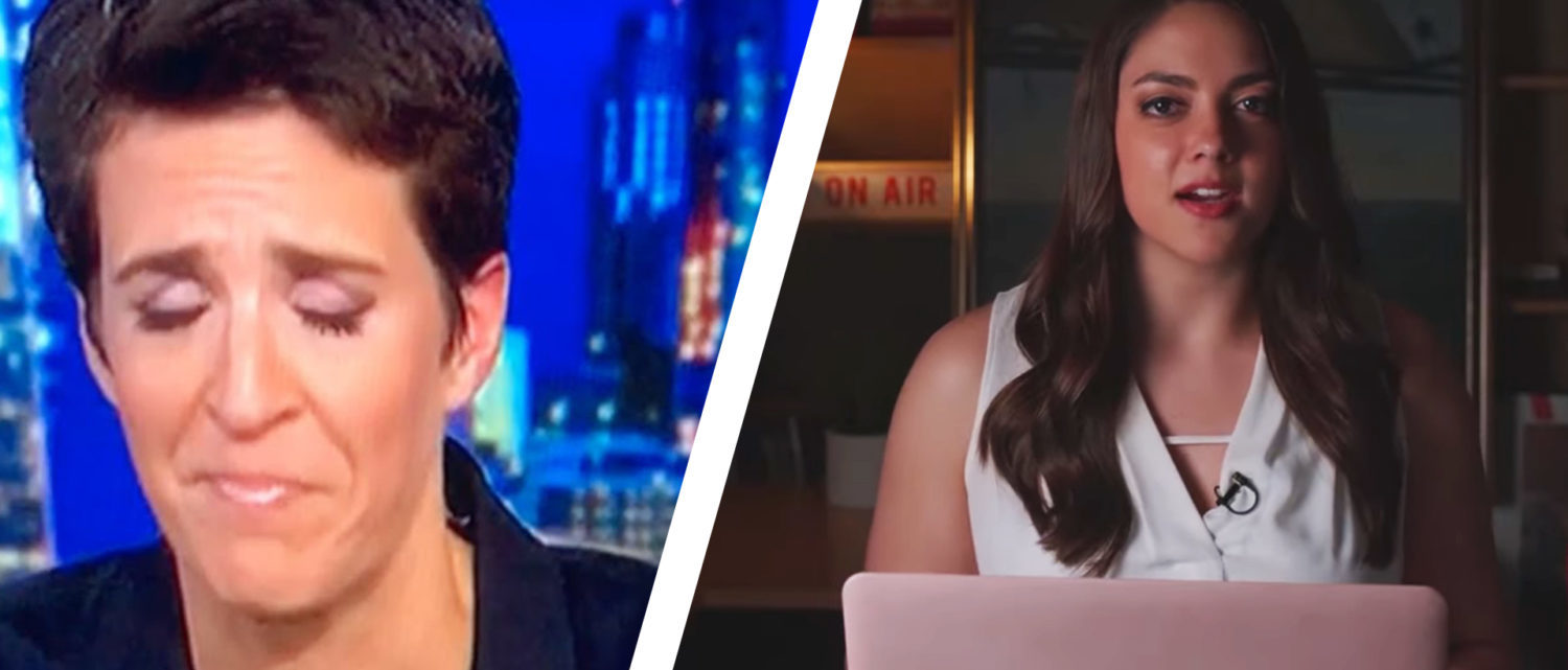 'Unfit To Print' Episode 10: Rachel Maddow's Ratings Hit A New Low