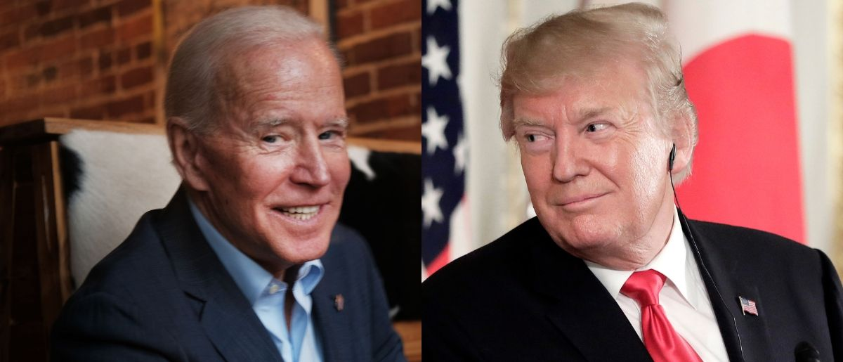 Biden Leading Trump By 10 Points In Latest Fox News Poll