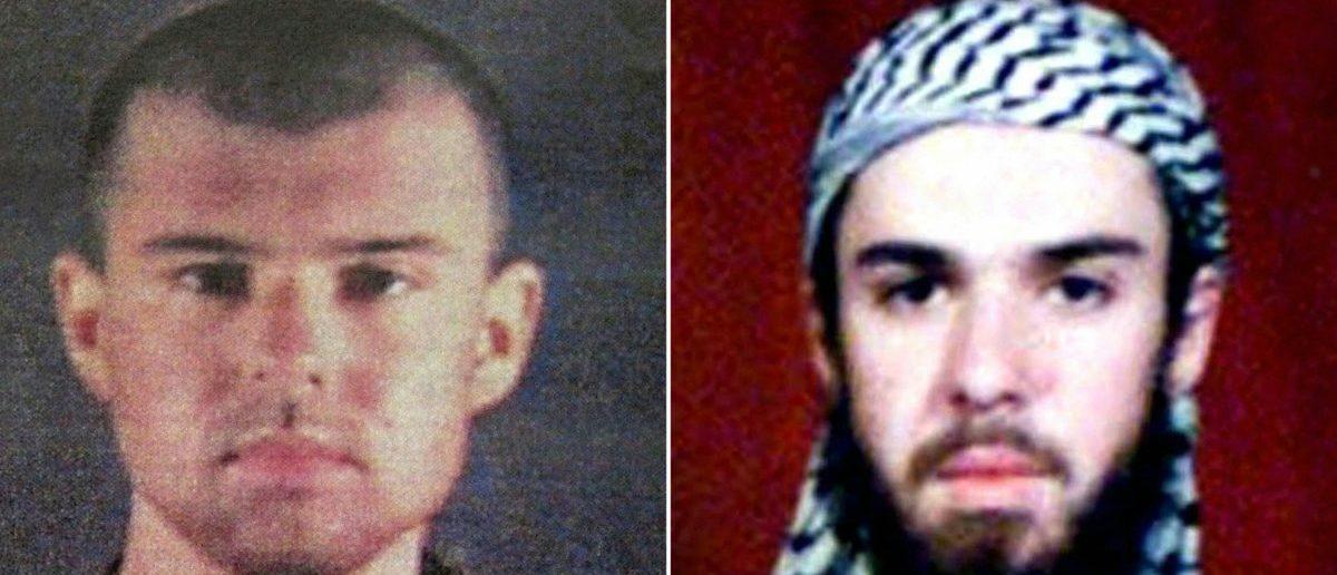 """""""American Taliban"""" John Walker Lindh (TARIQ MAHMOOD/AFP/Getty Images)"""