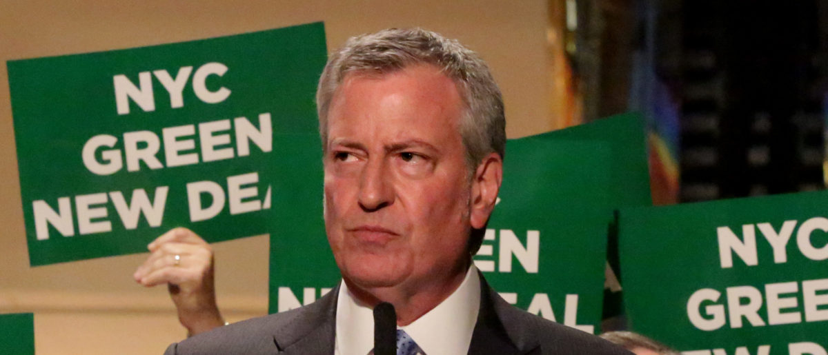 De Blasio Admits He Might Not Qualify For First Presidential Debate