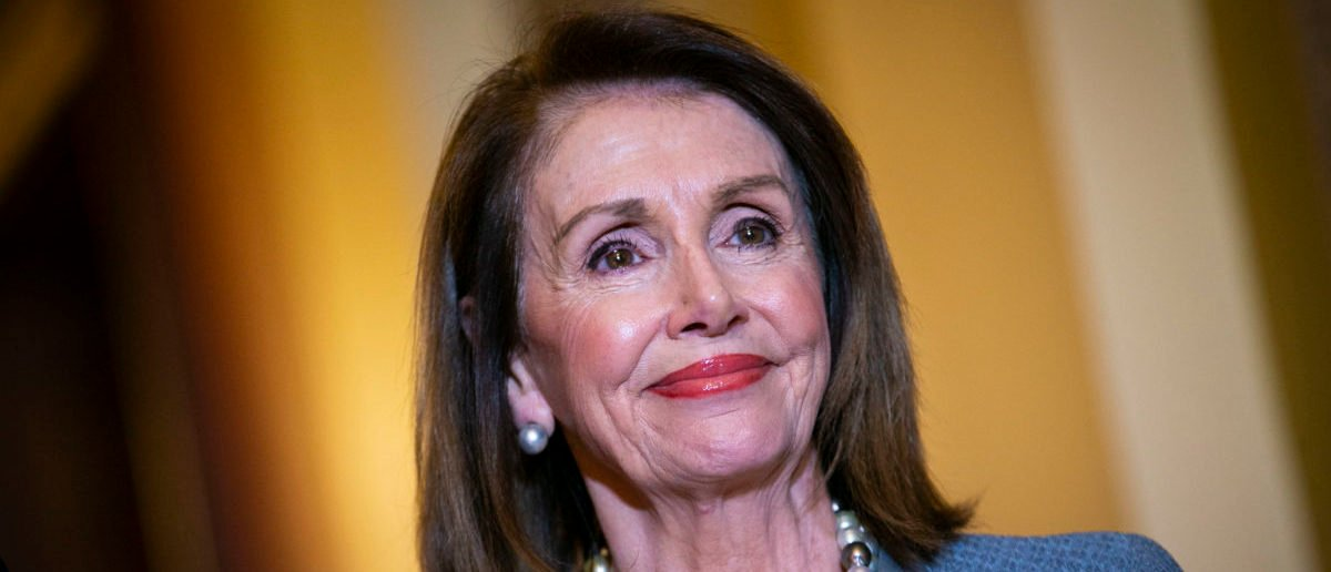 U.S. Speaker of the House Nancy Pelosi (D-CA) (Al Drago/Getty Images)