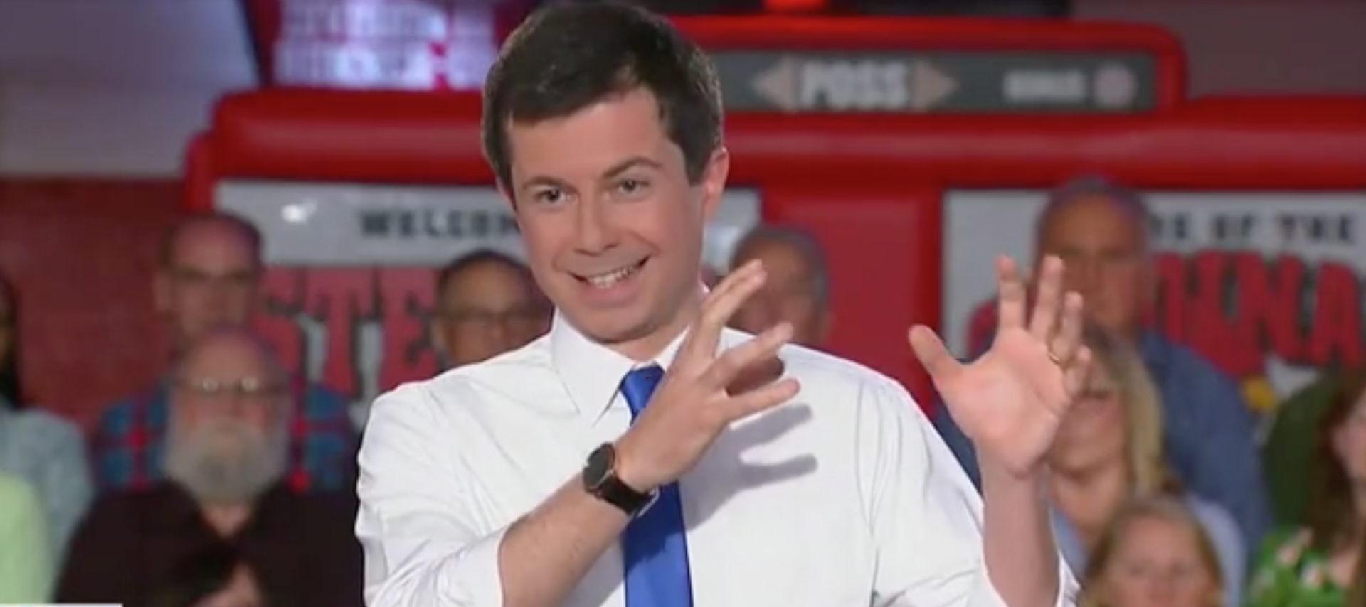 Buttigieg Says It's 'Unbelievable' That Bolton Is Allowed In The Situation Room