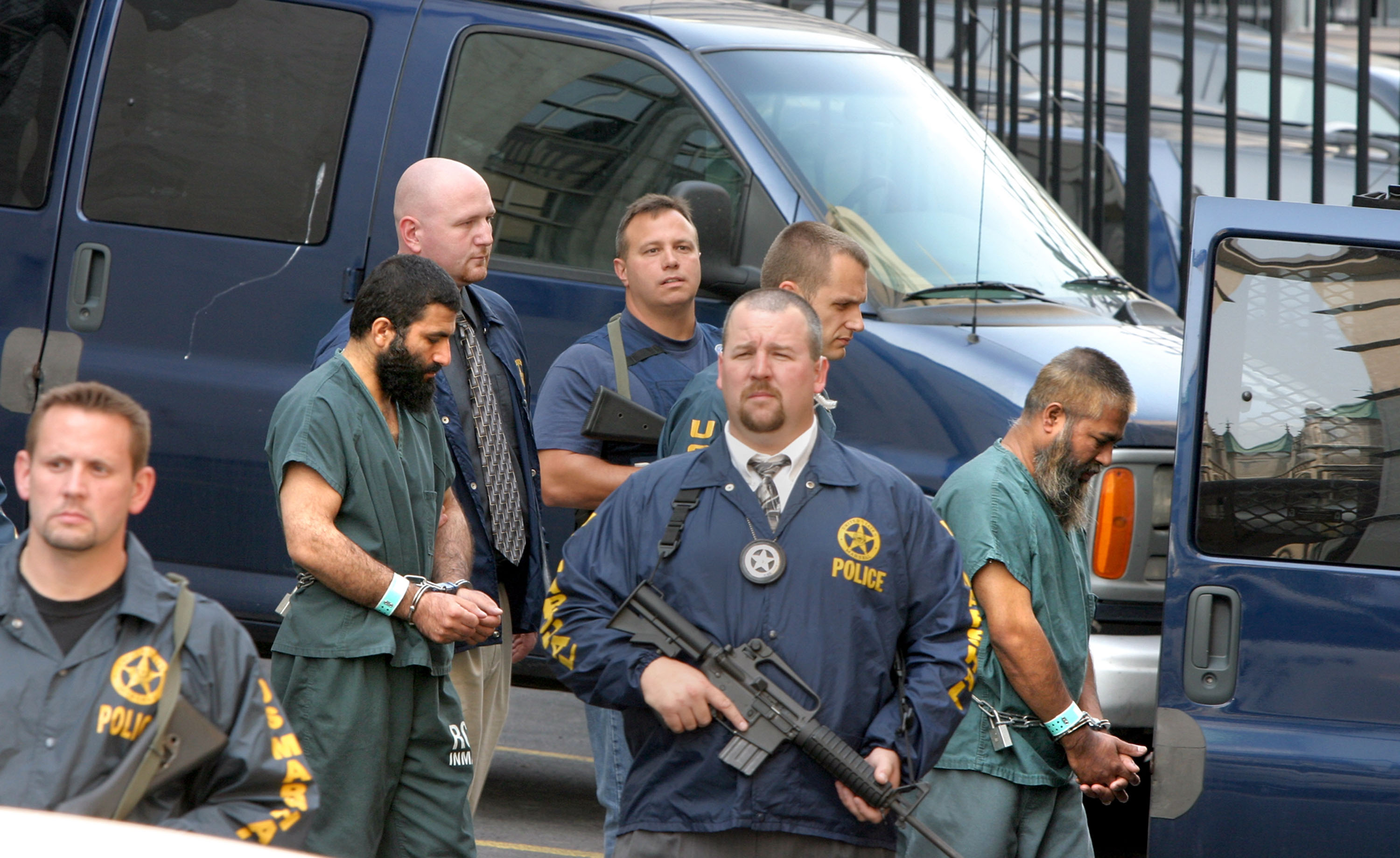 Albany Terror Suspects In Court