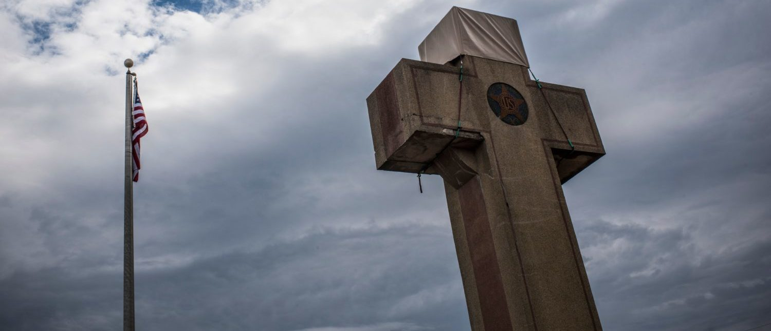 The Supreme Court Upholds A War Memorial Cross On Public Land | The Daily Caller