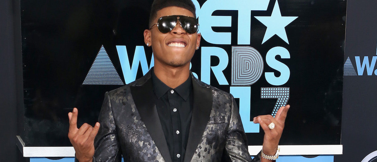 Bryshere Y. Gray at the 2017 BET Awards at Microsoft Square on June 25, 2017 in Los Angeles, California. (Photo by Maury Phillips/Getty Images)