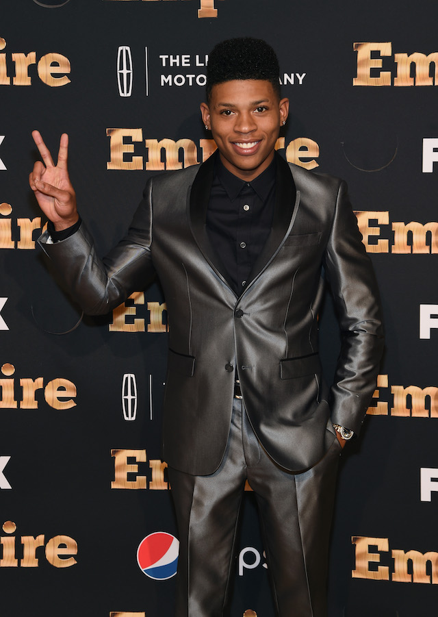 "Bryshere ""Yazz"" Gray attends the ""Empire"" series season 2 New York Premiere at Carnegie Hall on September 12, 2015 in New York City. (Photo by Jamie McCarthy/Getty Images)"