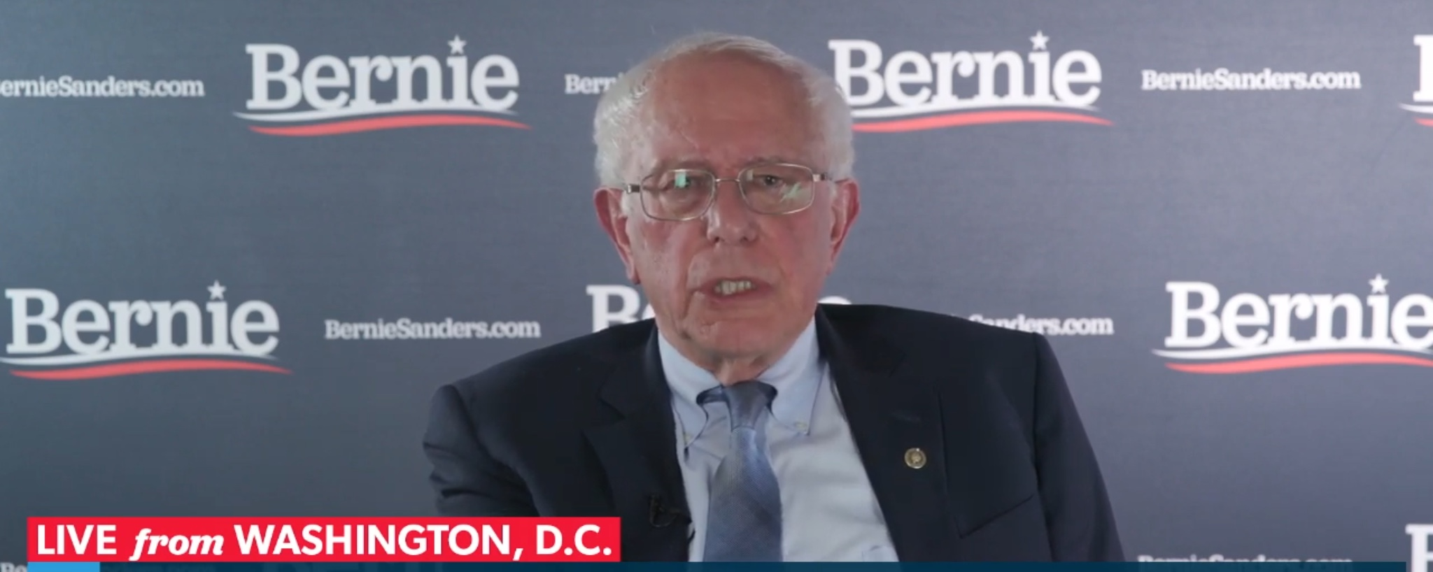 Bernie Calls Trump 'Racist,' 'Sexist,' 'Homophobe,' 'Xenophobe' And 'Religious Bigot' After Orlando Rally