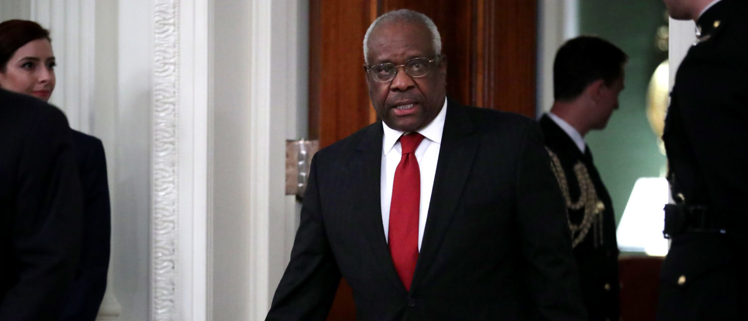 Clarence Thomas Flagged Section 230 For Supreme Court Review. What's Next For Big Tech?