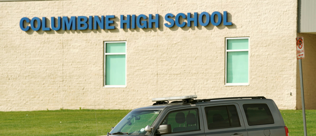Officials May Rebuild Columbine High School For Security Reasons