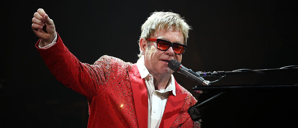 Elton John On Contracting Life-Threatening Virus And Just How 'Close To Death' He Was
