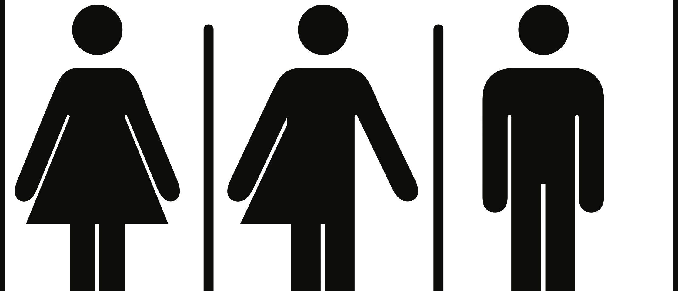 Gender Signs (Shutterstock)