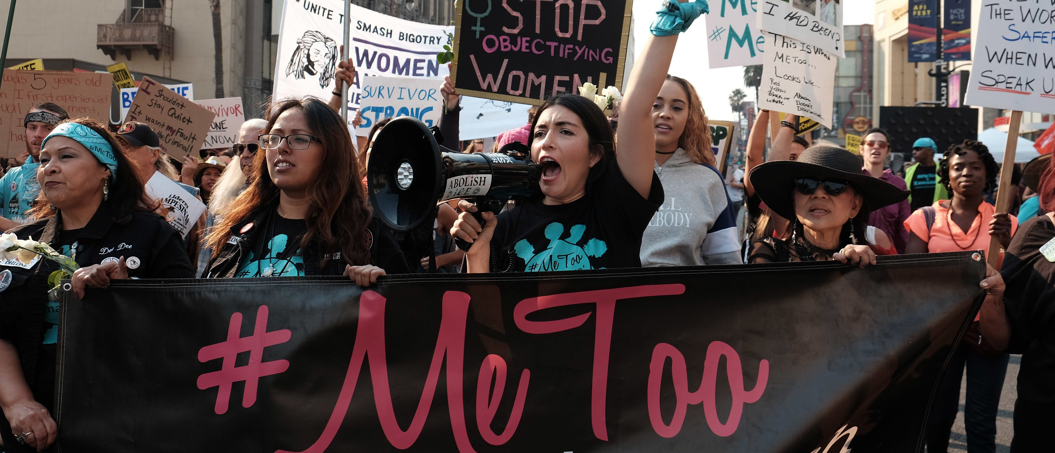 The Left's Lengthy #MeToo History | The Daily Caller