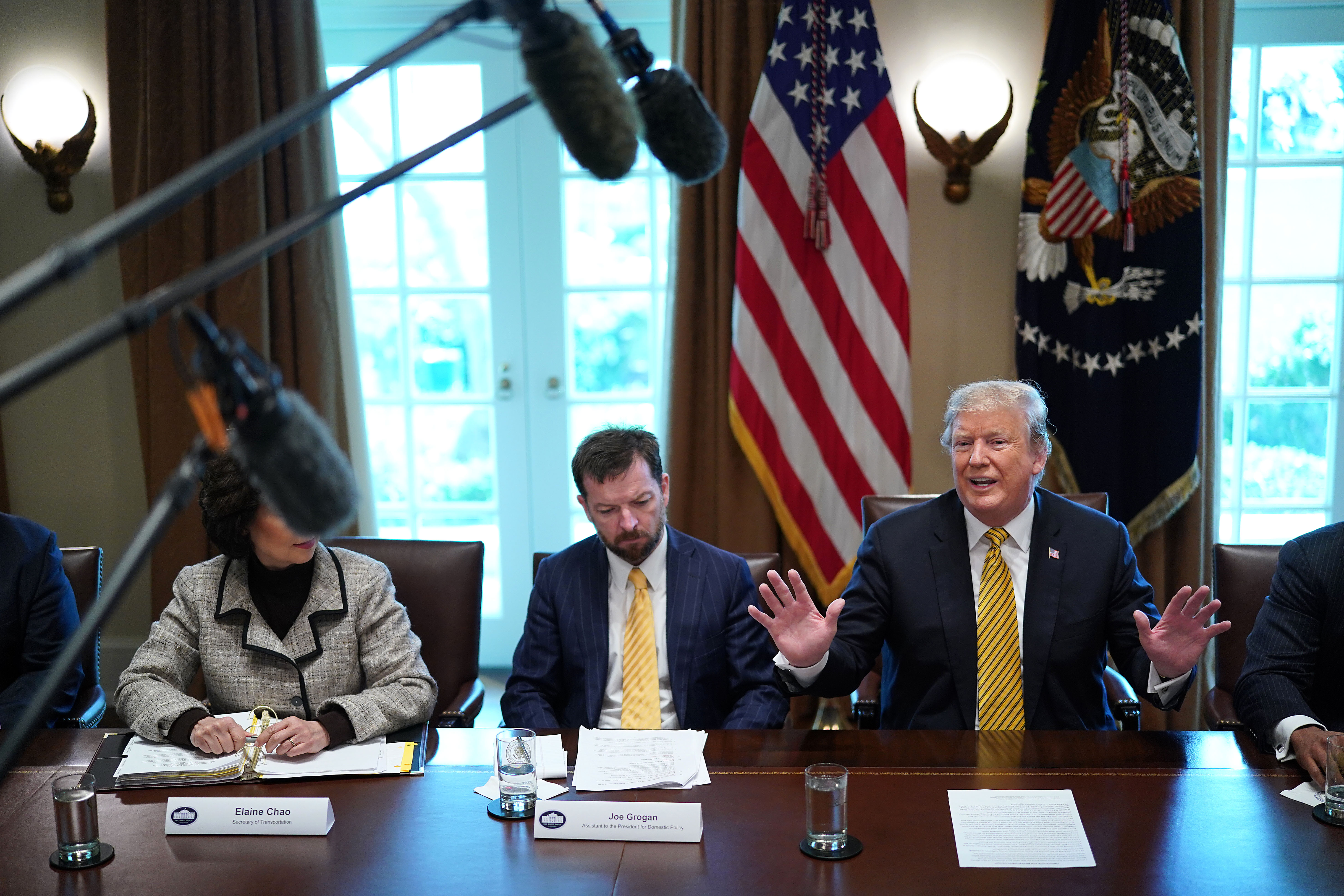 Trump touts administration's expansion of HRAs as win for small business