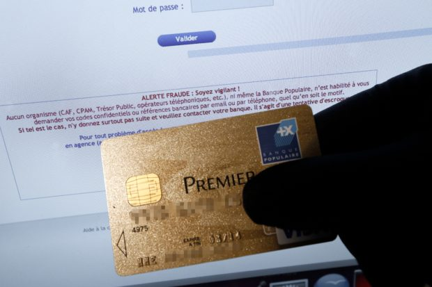 There were 133,015 reports of credit card fraud in 2017, according to the Federal Trade Commission. (VALERY HACHE/AFP/Getty Images)